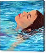 Alone At Last Canvas Print