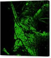 Alone Darkness 1 Canvas Print