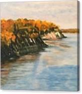 Along The Chesapeake Bay Canvas Print