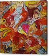 Alpha Omega 2 Canvas Print