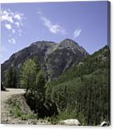 Alpine Loop Trail Canvas Print