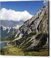 Alps Austria Canvas Print