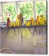 Al's Tools Canvas Print