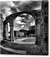 Altagracia - Ruinas Canvas Print