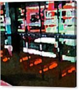 Alternate Reality 8-2 Canvas Print