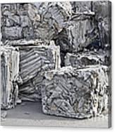 Aluminum Recycling Canvas Print