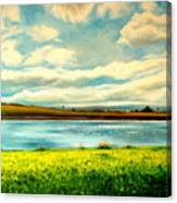 Am I Dreaming Canvas Print