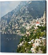 Amalfi Coast II Canvas Print