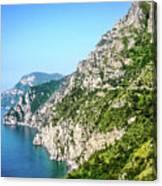 Amalfi Splendor Canvas Print