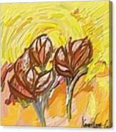Amapoles Canvas Print
