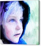 Amazed - Canvas Print