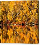 Amazing Autumn Canvas Print