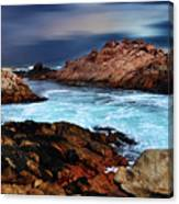 Amazing Coast Canvas Print