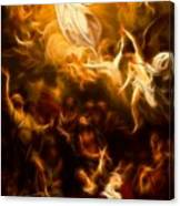 Amazing Jesus Resurrection Canvas Print