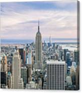 Amazing Manhattan Canvas Print