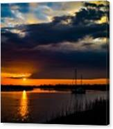 Amazing Sky Canvas Print