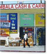 Ambala Cash And Carry Canvas Print