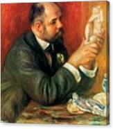 Ambroise Vollard 1908 Canvas Print
