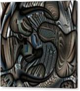 Ameboids Canvas Print
