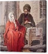 Amedeo Preziosi Canvas Print