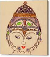 Amerat Goddess Of Flora Canvas Print