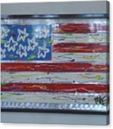 America Edition 1 Canvas Print