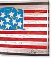 America Edition 3 Canvas Print