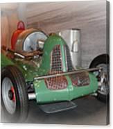 America On Wheels Midget Racer Canvas Print