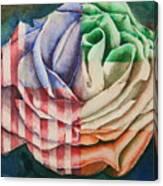 American Beauty Irish Rose Canvas Print