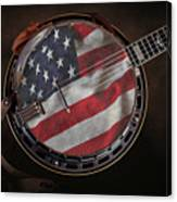 American Bluegrass Music Canvas Print