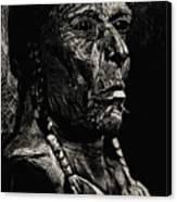 American Chief Canvas Print