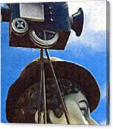 American Cinema Canvas Print