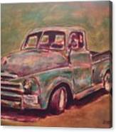 American Classic Canvas Print