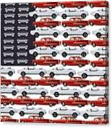 American Classics Canvas Print