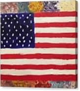 American Elegy Canvas Print