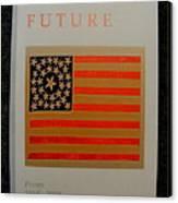 American Future Canvas Print