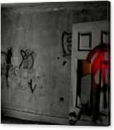 American Graffiti 6 - Virgin Sacrifice Canvas Print