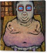 American Idle Canvas Print