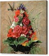 American Impressionist Painter Canvas Print