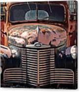 American International Canvas Print