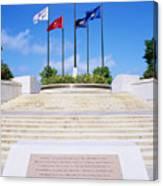 American Memorial Park Canvas Print