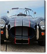 American Muscle Canvas Print