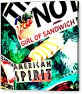 American Spirit Canvas Print