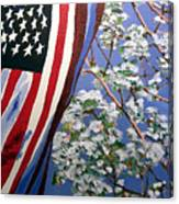 American Spring Canvas Print