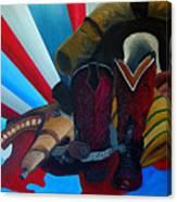 American Way Canvas Print