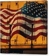 American Workhorse Canvas Print