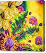 Ametrine Canvas Print