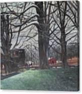 Amish 1 Canvas Print