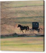 Amish Dream Canvas Print