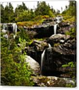Ammonoosuc Falls Canvas Print